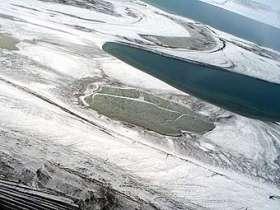 осень 2008 года оказалась самой теплой осенью за все время погодных наблюдений в Арктике