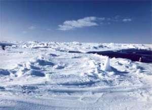 Последние два года стали «периодом наибольшего потепления» в Арктике