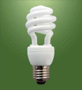 Срок службы энергосберегающей лампы составляет 15 000 часов.  Светильник с подобным источником света затрачивает...