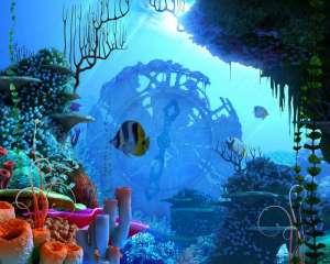 Подводный мир. Фото с сайта http://www.navigator-soft.ru/