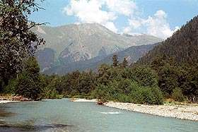 Загрязнение реки кубань на
