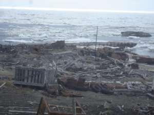 Амдерм очистят от тысяч тонн металлолома