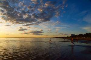 Финский залив, фотограф Давид Федулов.