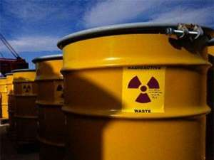 Ядерные отходы. Фото: http://donbass.ua