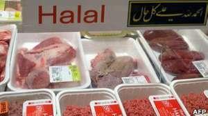 Халальное мясо польского производства продается по всей Европе. Фото: http://bbc.co.uk