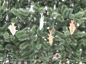 Лесники из США придумали применение отслужившим новогодним елкам. Фото: http://greenpressa.ru