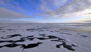 Арктика тает. Фото: http://ruvr.ru