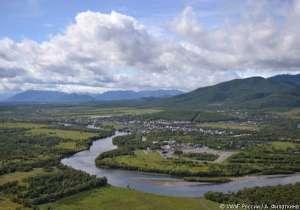 Лососевые реки Камчатки отнесли к категории «Очень грязные». Фото: WWF