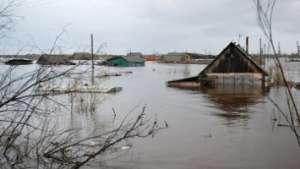 Весенний паводок. Фото: http://www.firstnews.ru