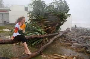 Тропический циклон в Австралии. Фото: http://obozrevatel.ua
