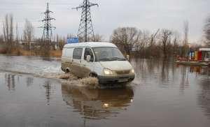 Паводок. Фото: http://www.moe-online.ru