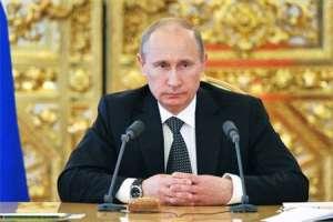 Президент РФ Владимир Путин. Фото: http://novotroitsk.info