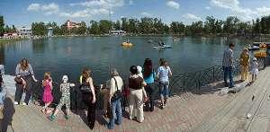 Белое озеро в Томске. Фото: http://towiki.ru