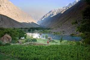 Таджикский национальный парк «Горы Памира» включен в список Всемирного наследия ЮНЕСКО. Фото: Центр Новостей ООН