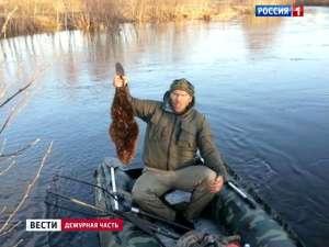 Зоозащитники требуют наказать Валуева за бобра. Фото: Вести.Ru