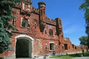 Брестская крепость. Фото с сайта Lenta.Ru