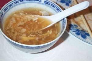 Суп из птичьих гнезд Фото: Wikipedia.org