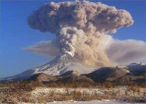 Вулкан Шивелуч на Камчатке. Фото: http://trud-ost.ru