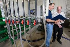 Американские специалисты разработали технологию получения чистой воды из навоза. Фото с сайта http://naked-science.ru