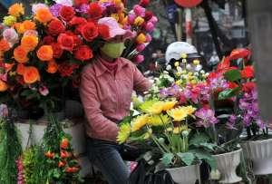 Продавщица цветов. Архивное фото ©Flickr/Espen