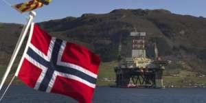 Норвегия снижает добычу углеводородов