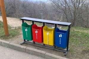 Цивилизованные площадки по сбору отходов
