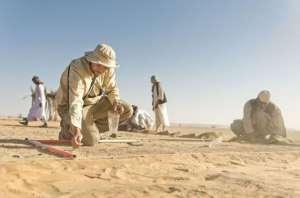 Раскопки в Африке. Фото: http://allatravesti.com