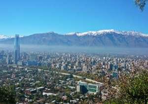 В Чили произошло землетрясение магнитудой 6,1