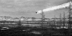 Тунгусский метеорит. Фото: http://russian7.ru
