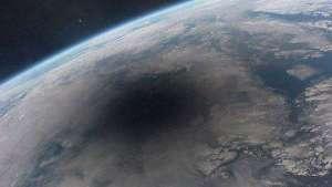 Озоновая дыра. Фото: http://inosmi.ru/
