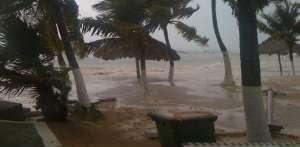 Тропический шторм в Йемене. Фото: http://focus.ua