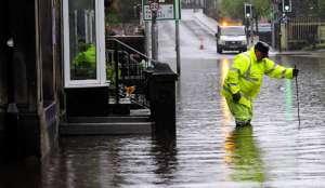 Наводнение в Британии. Фото: http://world.fedpress.ru
