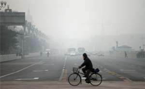 Смог в Пекине. Фото: http://fototelegraf.ru