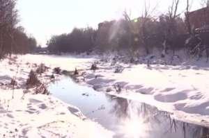 Картинки по запросу Специалисты обнаружили слив вредных веществ в реку Гуслицу в Подмосковье