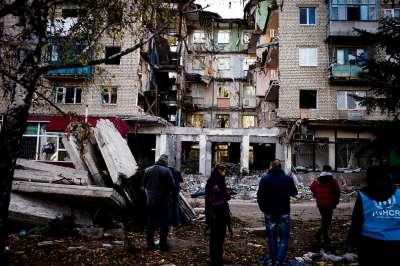 Эксперты ООН предупреждают об угрозе химической катастрофы на востоке Украины