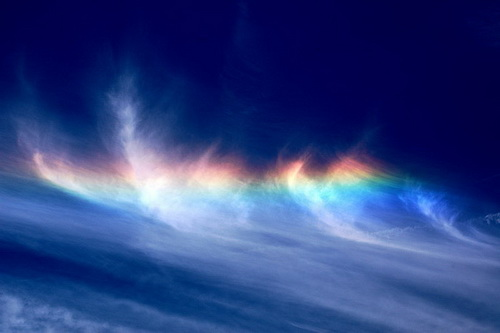 Десять самых необычных и удивительных явлений природы