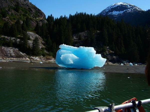 Удивительные ледники и айсберги. Часть II