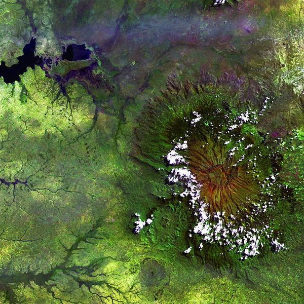Красота планеты - взгляд с высоты