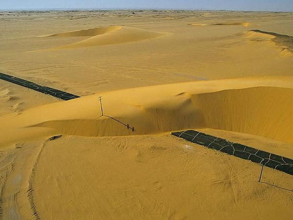 15 удивительных фотографий пустынь