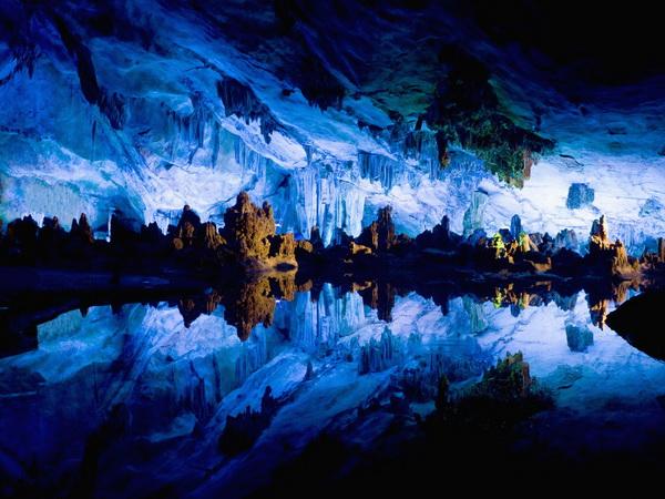Двадцать завораживающих фотографий пещер
