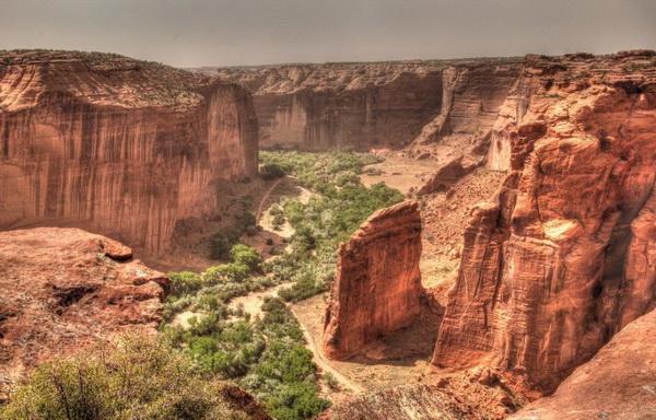 Двадцать самых красивых каньонов мира