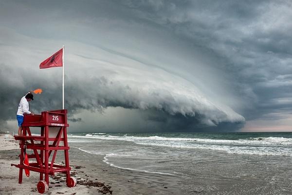 Победители фотоконкурса погодных катаклизмов