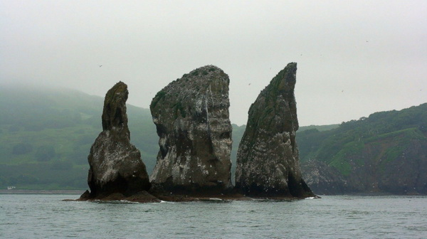 Самые фотогеничные морские скалы
