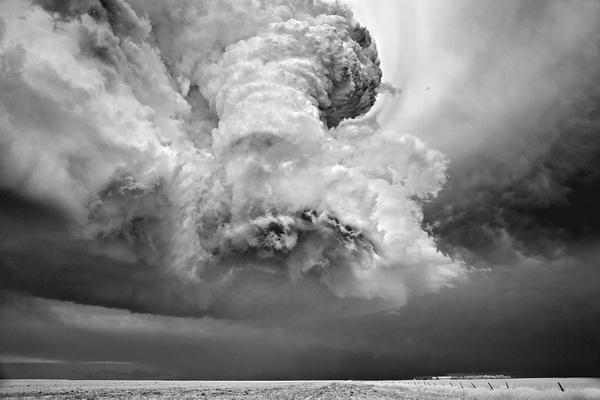 Фотофакт: Просто эпические бури