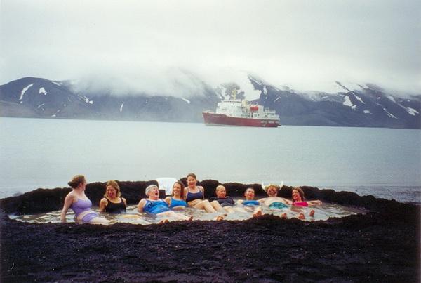 Фотофакт: Двадцать лучших горячих источников со всего мира
