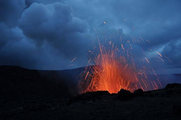Фотофакт: Удивительные явления природы