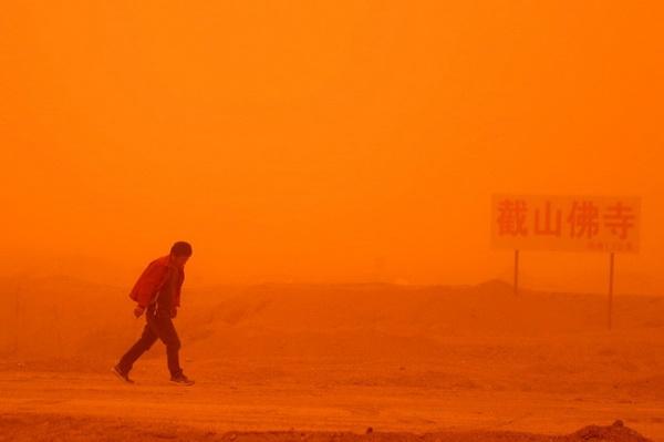 Фотофакт: Самые опасные для проживания места на Земле