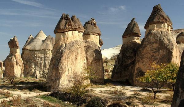 Фотофакт: Феноменальные геологические образования Земли