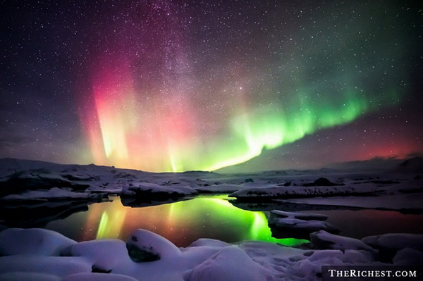 Фотофакт: Десять восхитительных вещей, которых вы не знали о северном сиянии