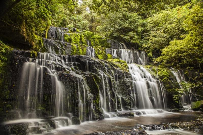 Фотофакт: Волшебная природа Новой Зеландии
